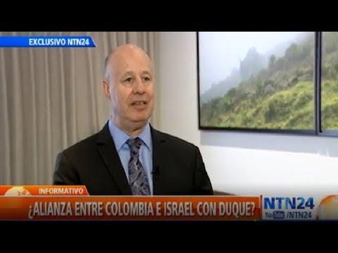 Israel Espera Que Colombia Traslade Su Embajada A Jerusalén