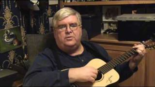 Guitar Lesson - City of New Orleans - Guthrie/Goodman