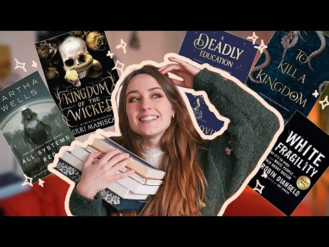 this hyped book made me angry & best ya fantasy i read all year (november reading wrap up)