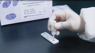 Up to 98.81% Accuracy COVID-19 IgG/IgM Rapid Test Kit