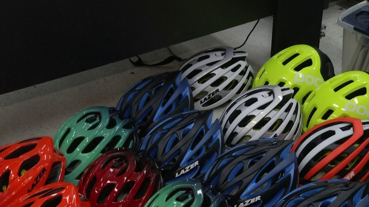 Virginia Tech Releases Helmet Safety Rating System Youtube
