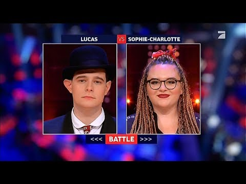 Lucas Vs Sophie || Blues Brothers - Everybody Needs Somebody || The Voice 2019 - Battle (Germany)