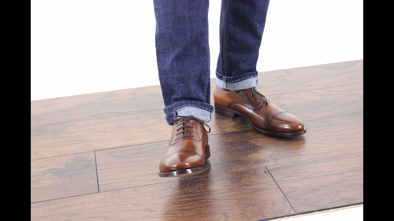 The Versatility of The Brown Leather Shoe (3 Looks) - YouTube