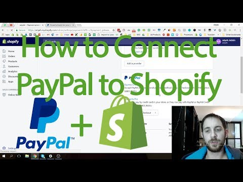 2018-how-to-integrate-/-connect-shopify-to-paypal---beginners-tutorial-🌐💳💰