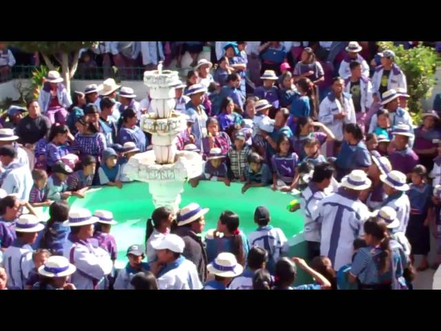 Marimba + Barracho New Year's Day Festivities Todos Santos, Travel Video