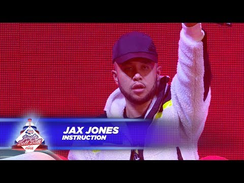 Jax Jones - 'Instruction' - (Live At Capital's Jingle Bell Ball 2017)