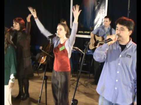 Mocni w Duchu - Jezusowi chwała, cześć (podczas próby)