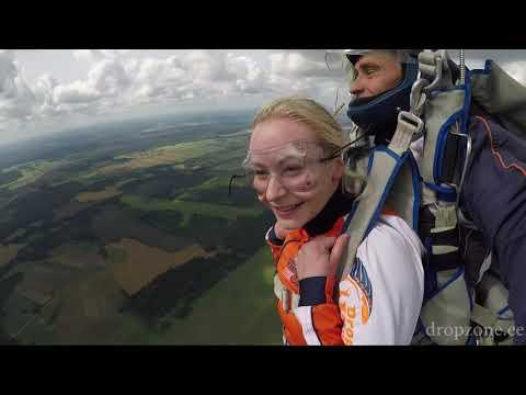 Мой прыжок с парашютом 10.08.2019
