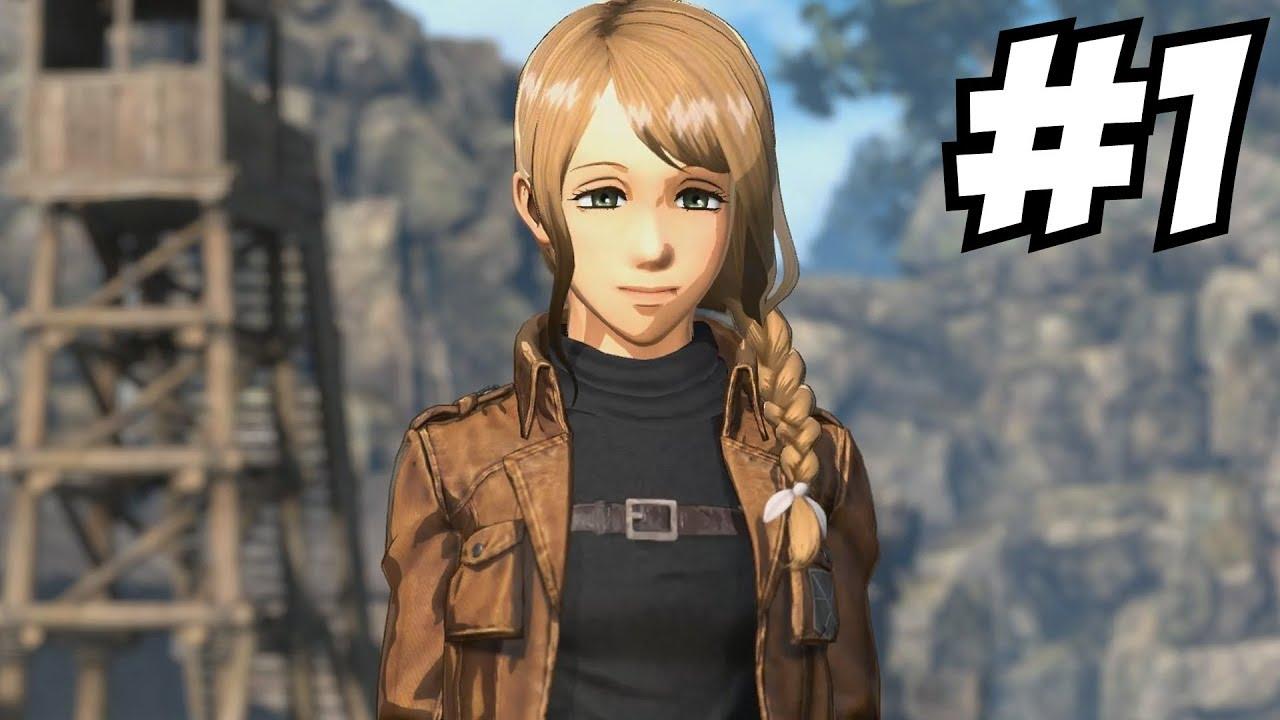 Attack on Titan   PlayStation 4   GameStop
