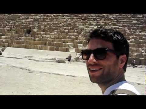 Tour Guide Khaled & The Great Pyramid