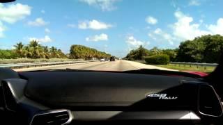 Ferrari 458 Italia Highway Run