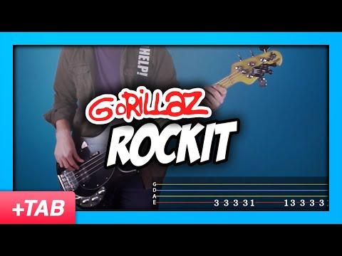 Hongkongaton gorillaz bass cover