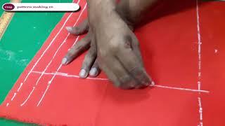 DIY Easy palazzo | cutting Pants Cutting | palazzo cutting bangla