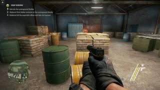 Sniper Ghost Warrior 3 Final Mission - Deep Ending - Ending Game