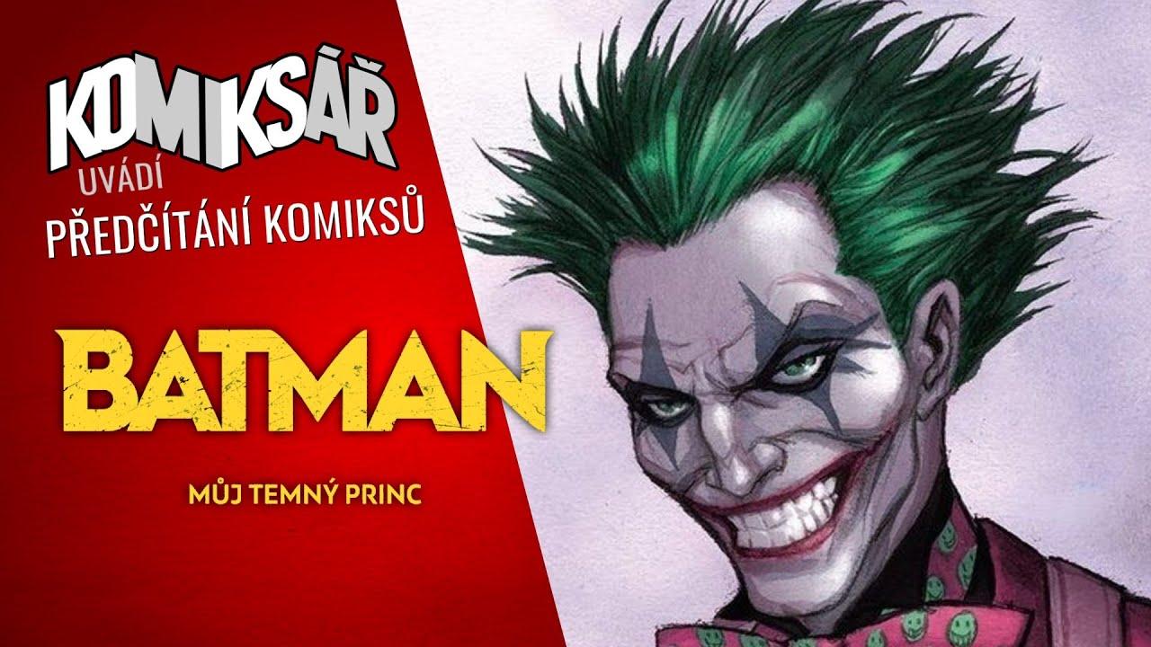 Batman všechny komiksy