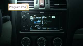 2014 Subaru XV Crosstrek w/HD Radio™ Technology