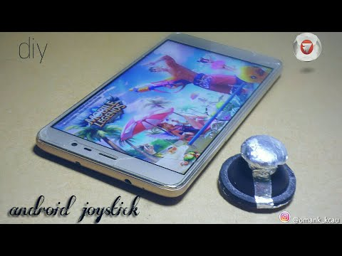 how to make android joystick v.2