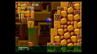 Sonic The Hedgehog Part 4: I HATE Labyrinth Zone