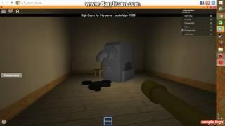 ROBLOX - Survive Bendy | BENDY KILLED ME?!?