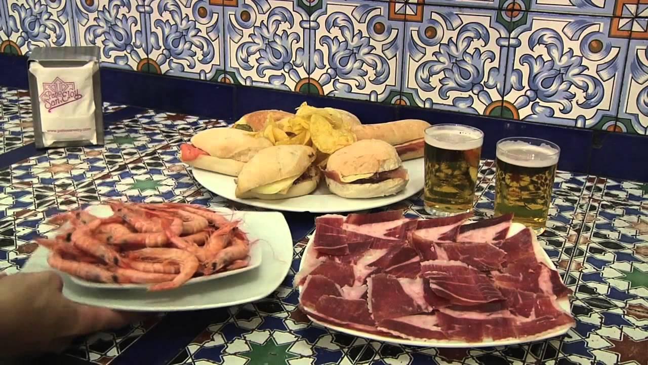 Grupo San Eloy Restauracion Y Eventos Sevilla Youtube