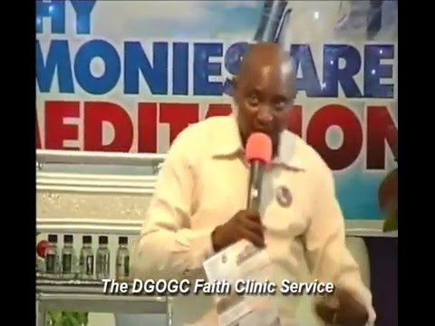WORD OF GRACE :'' TESTIMONIES OUR FAITH BUILDER'' BY PASTOR P.I.A OBASEKI