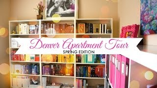 The Glam Apartment Tour: Spring Home Decor Edition! Thumbnail