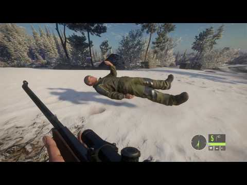 Speedy & Hova Return To The Hunter Call Of The Wild! NEW SNOW MAP!