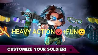 Best Fun Action Game in 2018...✌️ഈ GAME കളിച്ചാൽ പിന്നെ നിങ്ങൾ നിർത്തില്ല...!!