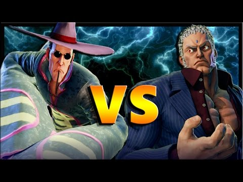 SFV - Nemo (Urien) Vs Dusk Aims (Beast Fang) *Ranked Best of 3* - SF5