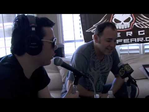 91X @ Coachella - Interviewing The Crystal Method