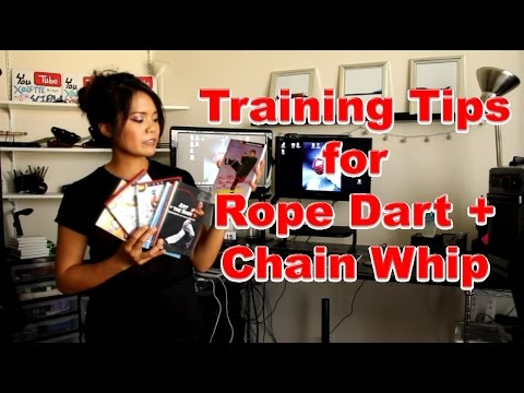 How To Start Training In Rope Dart Or Chain Whip (Part 3 Of 4)