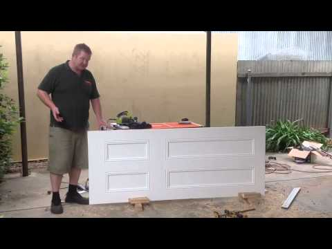 Tradie Tips Planing the Edge of a Door  sc 1 st  YouTube & Tradie Tips: Planing the Edge of a Door - YouTube