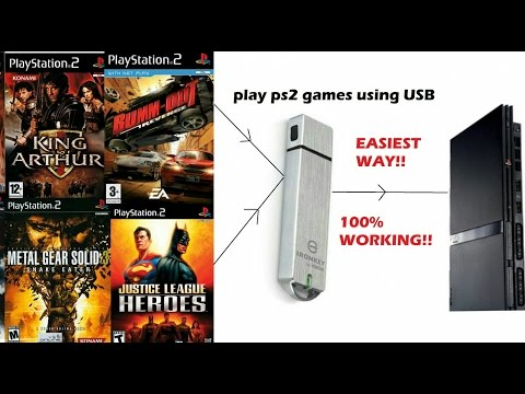 Easiest way to play ps2 games off usb 2017 updated