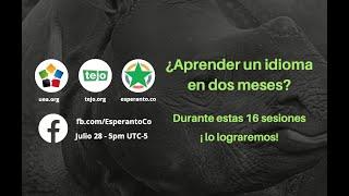 Bienvenida al Curso de Esperanto para hispanohablantes – Far de UEA, KEL kaj TEJO