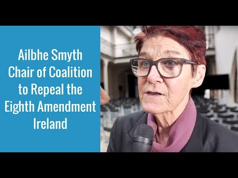 Ailbhe Smyth on Abortion - Special Insights from Ireland