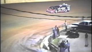 Lavonia Speedway Lavonia Ga 5/14/2003 Southern All Stars Super Dirt...