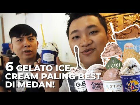 Best Gelato Ice Cream di Kota Medan!