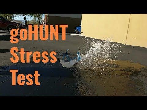 Water Bladder Buster — goHUNT Gear Stress Test