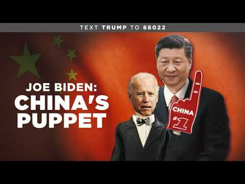 Joe Biden: China's Puppet - YouTube