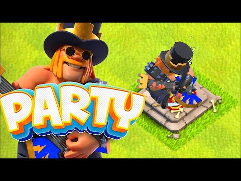 the New PARTY KING is here!! \