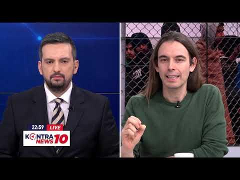 Ο Κρίτων Αρσένης βουλευτής του ΜέΡΑ25 στο Kontra News 10
