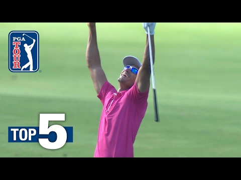 Top 5 Shots of the Week | THE PLAYERS | 2017