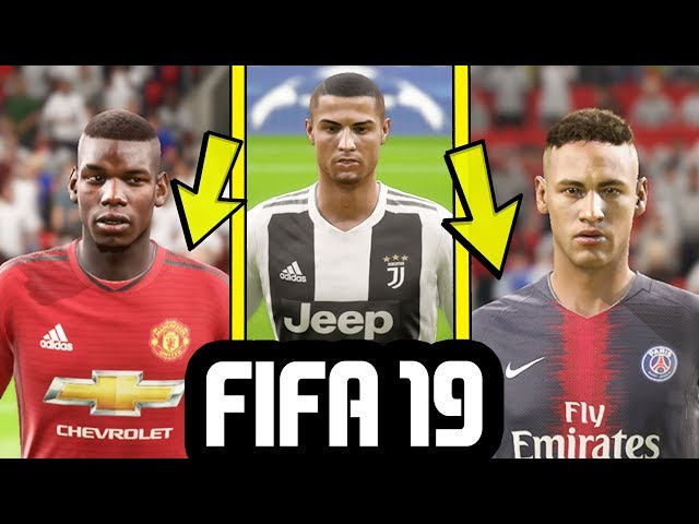 watch ae8dc c14ee FIFA 19 GAMEPLAY – NEW KITS Ft. Manchester United, Real ...