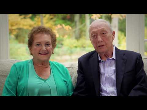 Video featuring 2016 Tourette Association Gala Honorees Jeanne and Tom Gnuse.