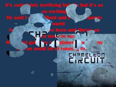 Chameleon Circuit - An Awful Lot of Running w/ Lyrics