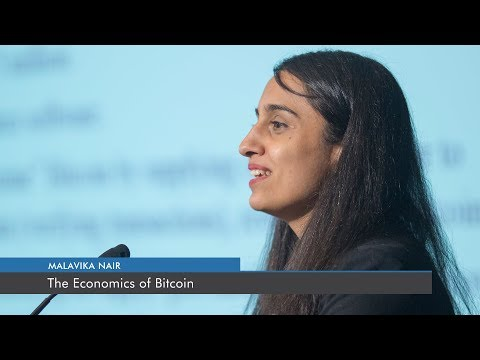 The Economics of Bitcoin | Malavika Nair