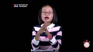 IELTS FACE-OFF   S02E14   Part 3: Voice of the Week   Phương Linh from Hà Nội [CC]