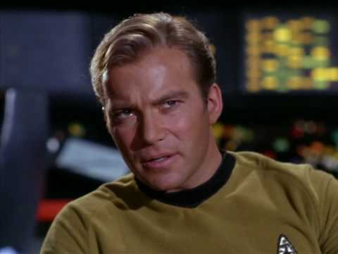 Captain Kirk deals with a strange alien culture