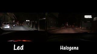 Instalando luces LED en el AUTO!! ** gran cambio ** / Matias Lara