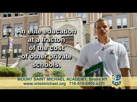 Mount St Michael Academy | Catholic Education | Bronx NY 10466